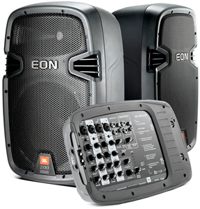 JBL EON210P Refurbished [eon210p]