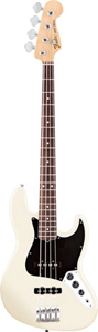 American Special Jazz Bass - Olympic White