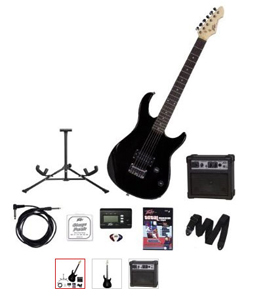 Peavey Rockmaster Stage Pack with GT5 Amp - Black [00566670]