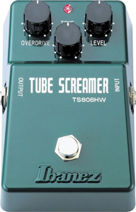 Ibanez TS808HW Tube Screamer [TS808HW]