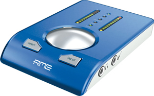 RME Audio Babyface - Blue
