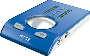 RME Audio Babyface - Blue [rmebabyface-blue]