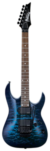 GRGA42TQA - Transparent Blue Burst