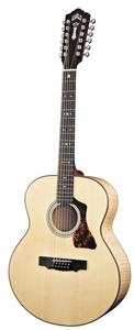 Guild GAD-JF30-12 - Blonde W/Fishman Matrix [3813506801]