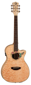Luna Guitars Fauna Series Hummingbird [FAU HUM ]