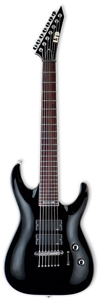 ESP SC-207 Stephen Carpenter Signature - Black [LSC207BLK]