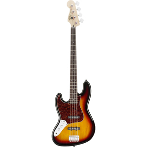 Squier Vintage Modified Jazz Bass Left Hand - 3-Color Sunburst [0326620500]