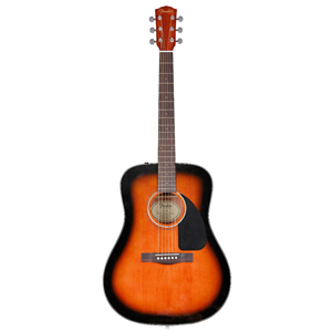 Fender CD-60 Sunburst V2 [0961539232]