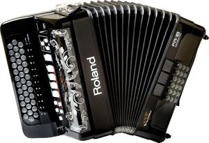 Roland FR-18D Black