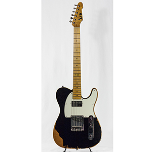 LTD TE-202 Aged Black