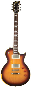 ESP LTD EC256 Distressed 2-Tone Burst [LEC2562TB]