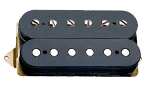 Dimarzio Bluesbucker - Black/Black [DP163BK]