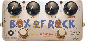 ZVEX Effects Box of Rock Vexter  [VEXTER BOX OF ROCK]