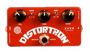 ZVEX Effects Distortron Vextron  [Vextron Distortron]