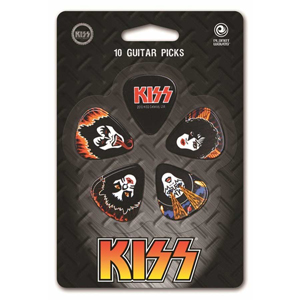 Planet Waves Kiss Rock & Roll Over - Medium [1CBK4-10K2]