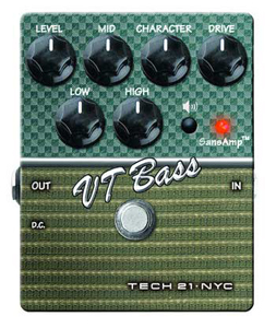 Tech21 VT Bass V2 [CS-VT-V2]