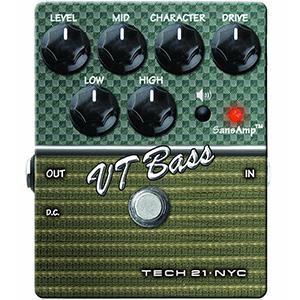 Tech21 VT Bass V2