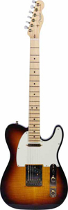 Fender 60th Anniversary Tele-bration Flame Top Telecaster Antique Burst [0170141737]