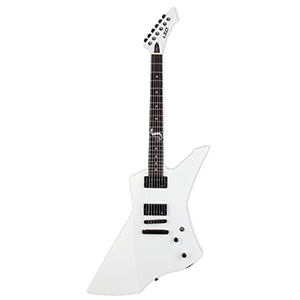 ESP LTD James Hetfield Snakebyte - Snow White