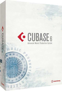 Steinberg Cubase 6 Professional
