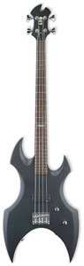 LTD AX-54 Black Satin