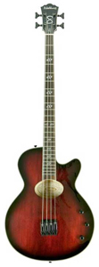 AB40SH Stu Hamm - Black Cherry Burst