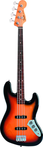 Fender Jaco Pastorius Jazz Bass® 3 Color Sunburst [0196208800]