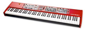 Nord NS2 Stage 2 HA 88-Key [AMS-NS2 HA88]