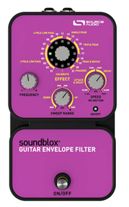 Soundblox Guitar Envelope Filter