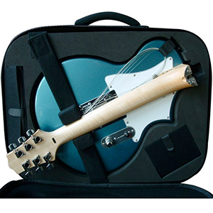 Voyage-Air Guitars TelAir Custom Lake Placid Blue [VET-2LBPW-KIT]