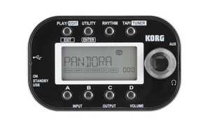 Korg PANDORA mini - Black [PX MINI-BK]