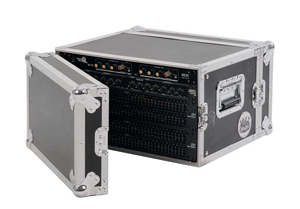 Road Ready Value Right 6U Effects Rack