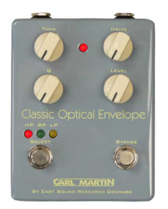Carl Martin Classic Optical Envelope - Vintage Series [Classic Opto Envelope]