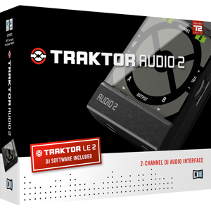 Native Instruments Traktor Audio 2 [21102]