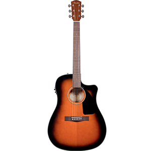 Fender CD-60CE Sunburst V2 [0961536232]