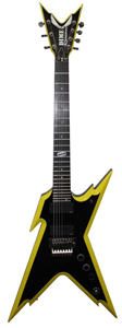Razorback 7 255 Classic Black w/ Yellow