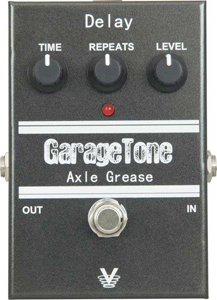 Visual Sound GarageTone Series Axle Grease Delay [GTAG]