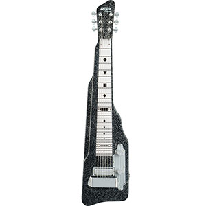 Gretsch G5715 Lap Steel Guitar - Black Sparkle