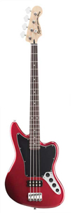 Vintage Modified Jaguar® Bass Special HB - Candy Apple Red