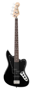 Vintage Modified Jaguar® Bass Special - Black