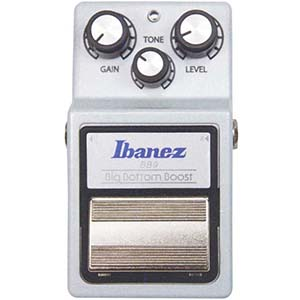 Ibanez BB9 Big Bottom Boost OverDrive
