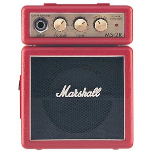Marshall MS-2R Red [M-MS-2R]