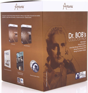 Arturia Dr. Bob's Collector Pack- Limited Edition [260101]