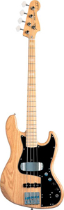 Fender Marcus Miller Jazz Bass® - Natural Finish