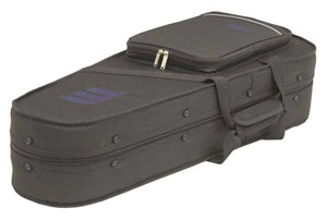 TKL 6151-2 Black Zero-Gravity A/F-Style Mandolin Case