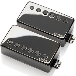 EMG JH James Hetfield Signature Humbucker Set [EMG-JH SET]