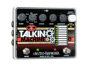 Electro Harmonix Stereo Talking Machine [TALK]