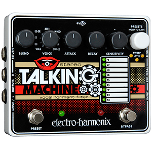 Stereo Talking Machine