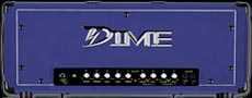 Dime Amplification Dimebag D100 Purple [D100 PRP]