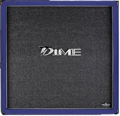 Dime Amplification Dimebag 412 Slant Cabinet Purple [D412 SL PRP]